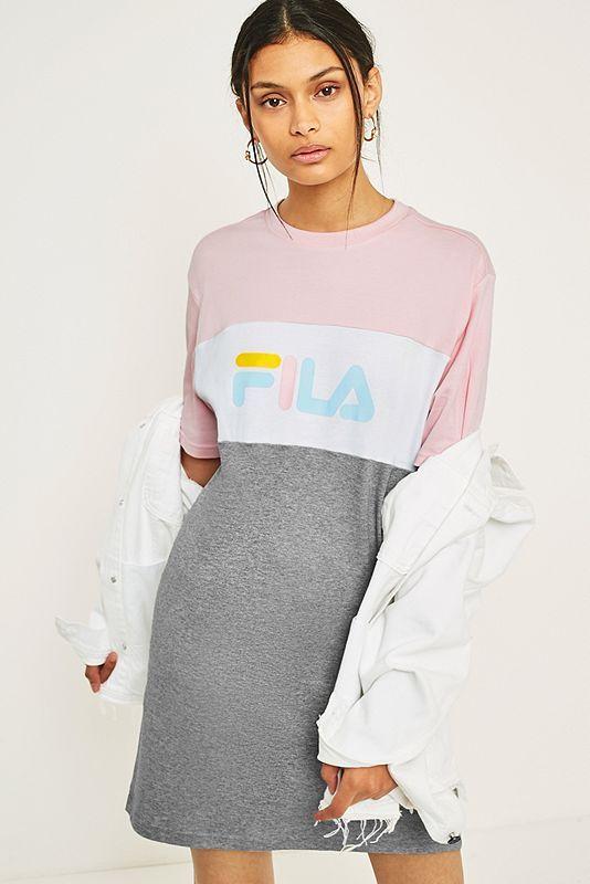 """ruby ""ruby Kleid Kleid T Fila Fila T Shirt Fila Shirt YD9I2WEH"