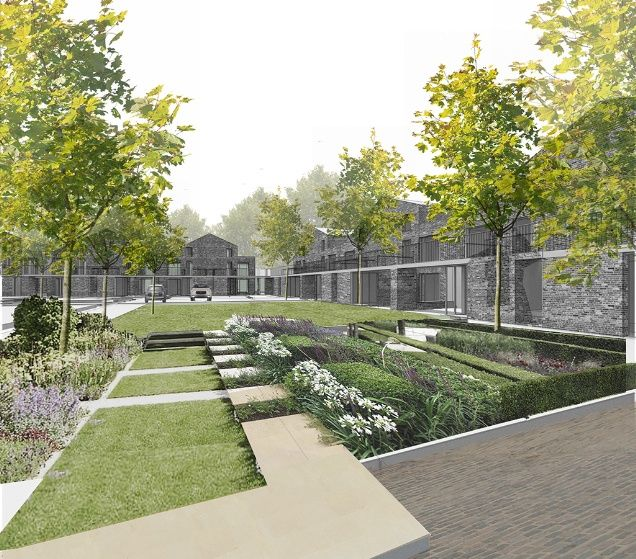 Tom Russell Architects' RIBA competition-winning retirement housing design
