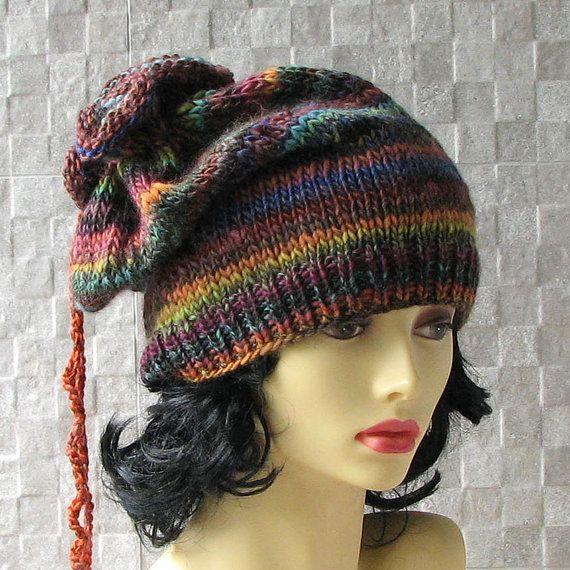 Womens chapeau bonnet slouchy femmes chapeau par AlbadoFashion