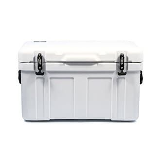 Camco 51870 White Caribou Cooler - 58 Quart Capacity