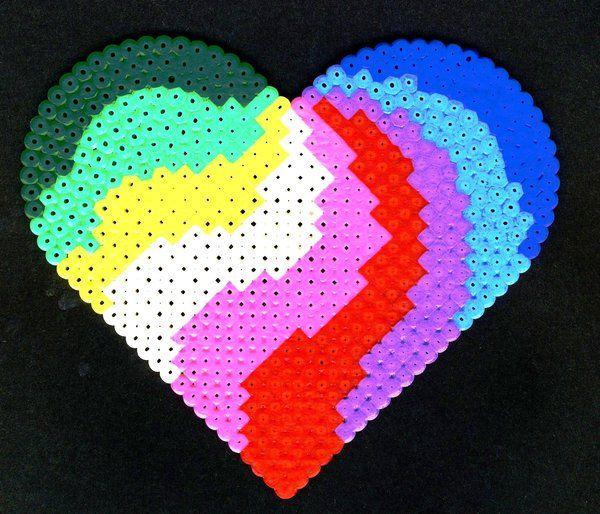 мозаика пюсла картинки сердечко лучше мои фотоотчеты