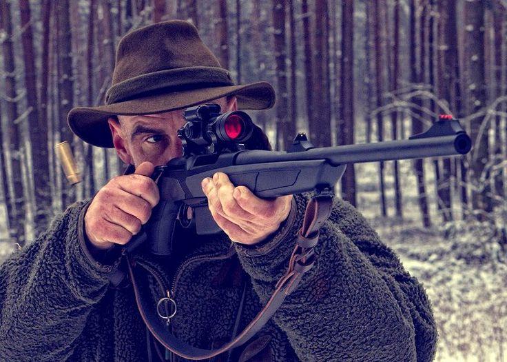 Michael Nitsch, Merkel RX Helix Rifle