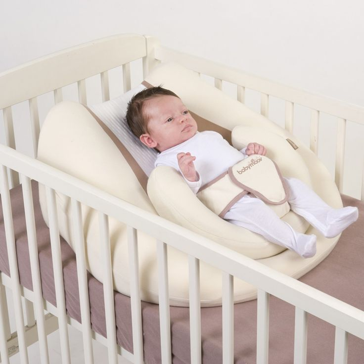 Babymoov Ergonest Crib Wedge With Baby Baby Cribs