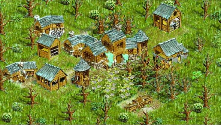 Free Games: A Serious Farm Game, No More Useless Clicking As Done In Farmville