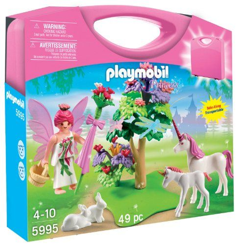 PLAYMOBIL Fairy Carrying Case Playset