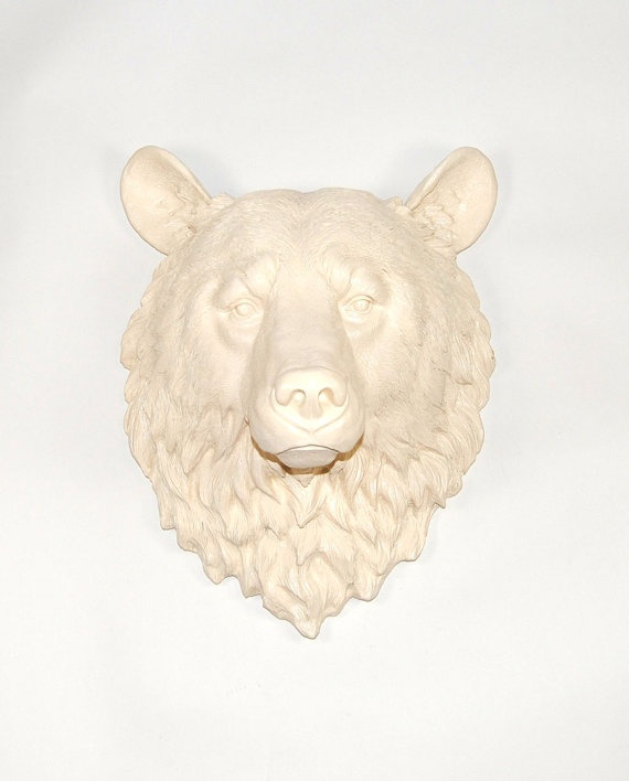 1000 ideas about faux taxidermy on pinterest animal heads unicorn head and fabrics. Black Bedroom Furniture Sets. Home Design Ideas