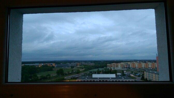 UAM from the ten floor
