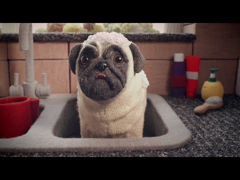 ITV runs a knitted ad break   Creative Review