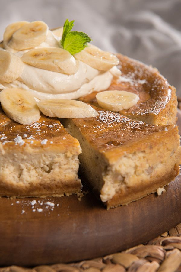 If you've never tried a smoked dessert, dive in with this Smoked Banana Cream Cheesecake.