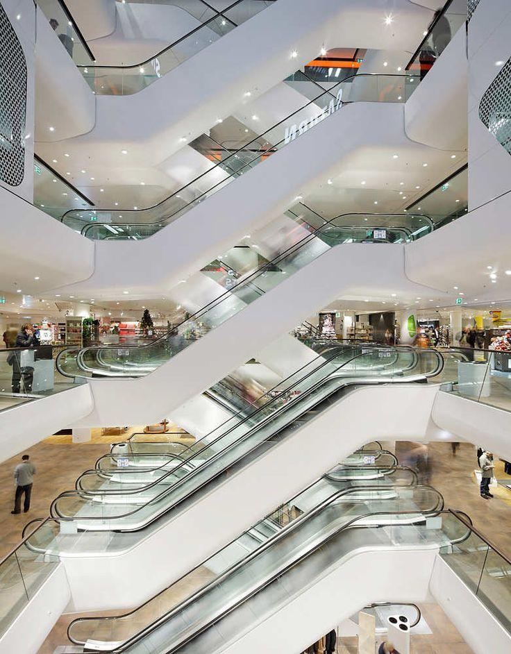 Галерея The New Gerngross / любовная архитектуры и урбанизма - 6