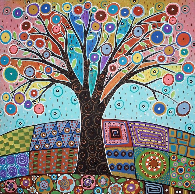 Colored Tree of Life~