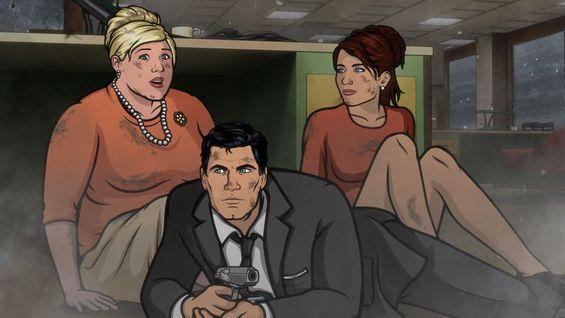Newswire: Archer gets a season seven premiere date