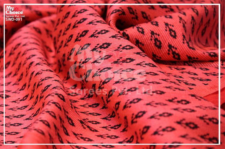 Gorgeous #Carrot Colour #Saree SWD-091 A perfect choice as #Party Wear
