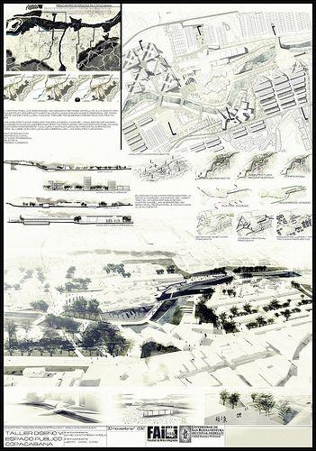 Panel1 | Flickr - proyecto urbano en copacabana David Castañeda- Lizeth Cano