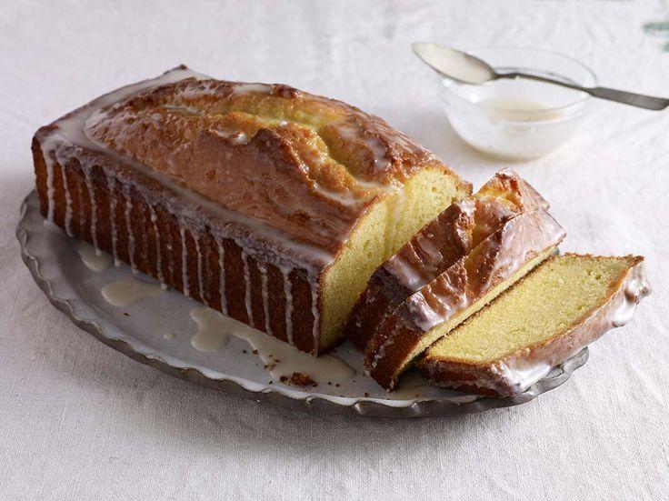 Lime Pound Cake Pati