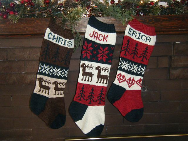 22 besten Christmas stocking ideas Bilder auf Pinterest | Socken ...