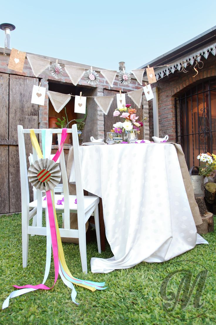 Wedding decor!