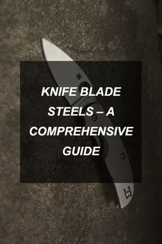 "Knife Blade Steels - A Comprehensive Guide - Here is a good guide to the numerous different knife steels, including several of the ""hi-tech"" steels. Also, click on the link to hid article on forged steels."
