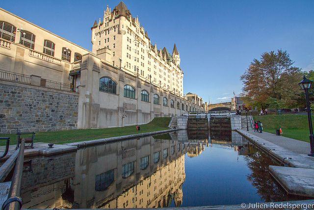 Ottawa, le Canal Rideau | Flickr: partage de photos!