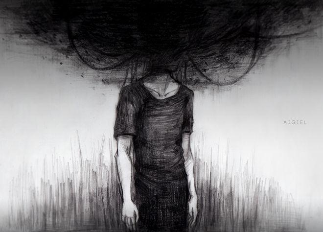 Breve schema riassuntivo per capire cos'è la depressione