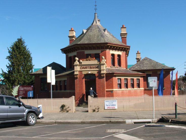 Old Court House, Yarram, Vic, Australia