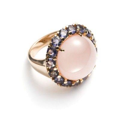 Mattioli Saturno Collection - Pink Quartz - $3,400