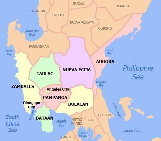 clark afb philippines | USA Bases Again OK to Open in Philippines as on Stars and Stripes June ...  I think Clark AFB is where it says Angeles City and my Bus Ride is to Olongapo City then you see in Blue Subic Bay. May 1973 at age 18 for me.