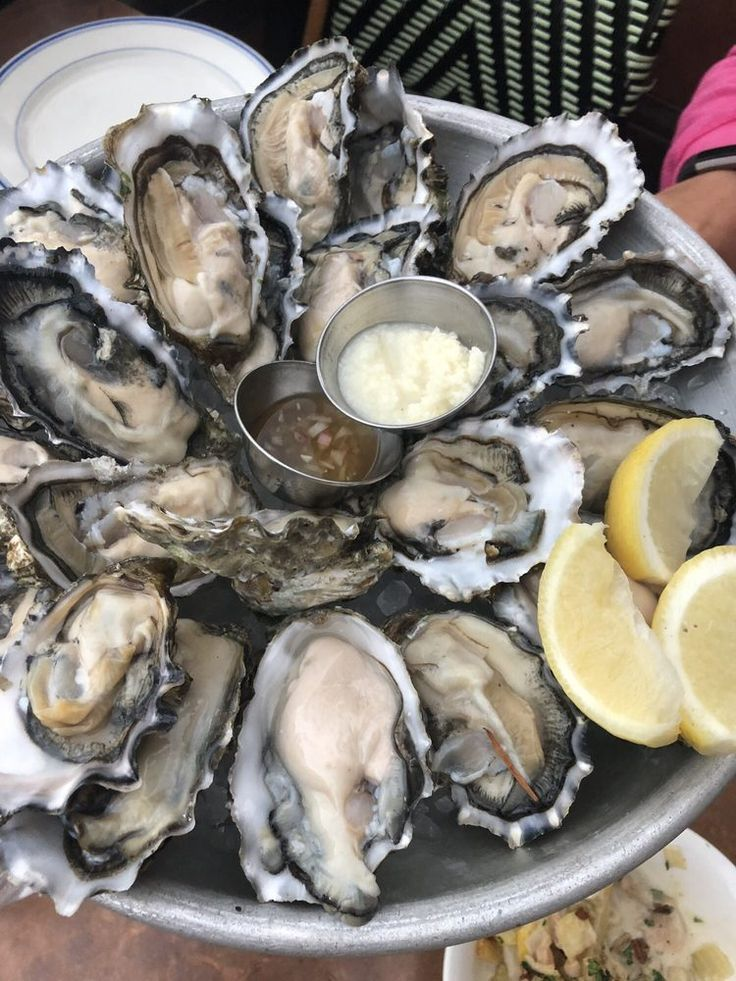 $1 HH oysters - Mondays only - Yelp