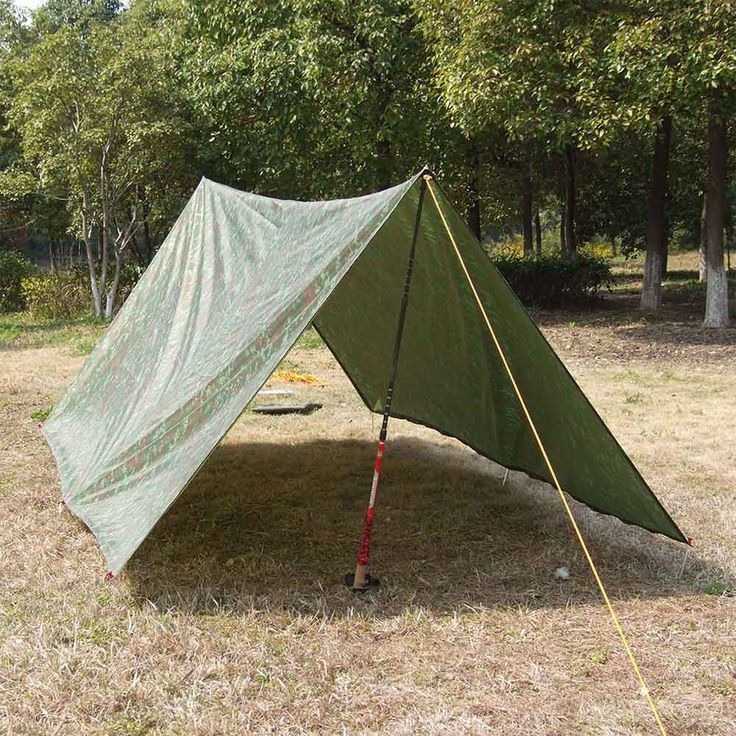 Camouflage Camping Mat / Camping Tent //Price: $47.40 & FREE Shipping //     #fishingtackle