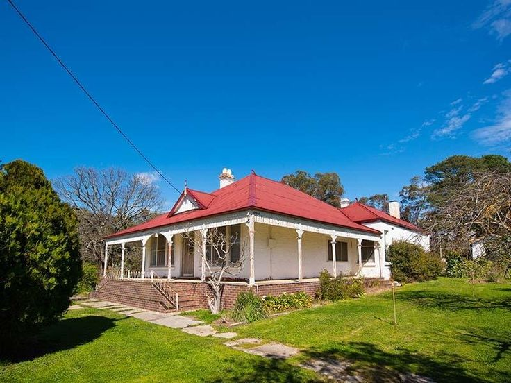 59 Best Country Federation Homes Australia Images On