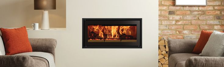 Stovax Studio inset wood burning fires are available in four sizes, each with a wide variety of frame options. From glass and steel to ceramic and stone, there will be a frame to suit your own personal taste and style. Alternatively the Studio can be fitted with an Edge kit for a more minimalist appearance or to create a connecting feature between two separate rooms, the Studio Duplex Inset wood burning fire is the perfect choice.   Visit our Studio Wood Burning Fires page for further…