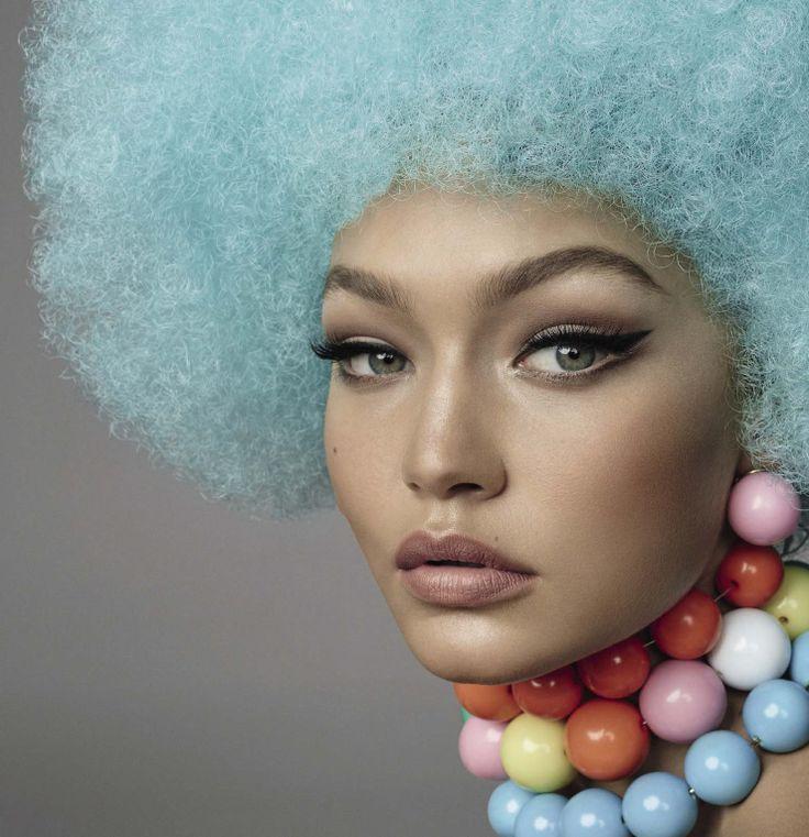 Gigi Hadid - Vogue Italia 2015 November