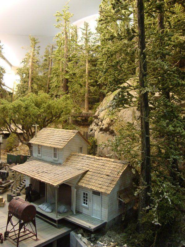 Hangman Creek Lumber Company Worldwide Miniatures