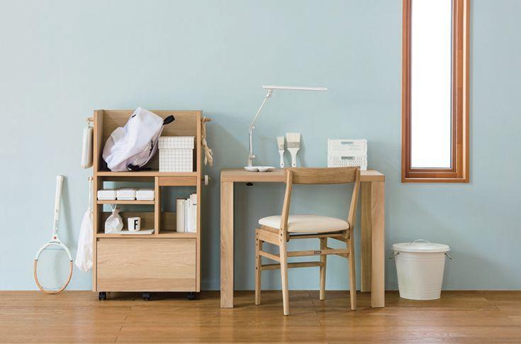 学習机ならカリモク家具|ボナシェルタ | おすすめ商品|カリモク家具 karimoku