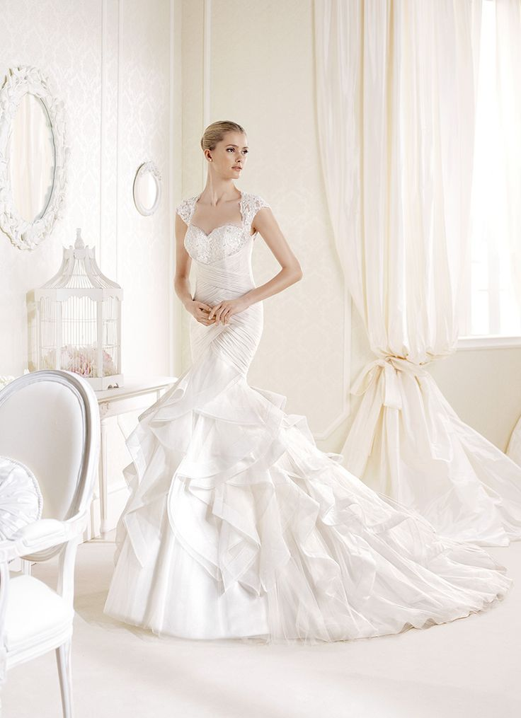 17 best images about pronovias la sposa 2014 on for La sposa wedding dress price