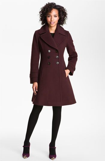 34 best Winter Coats images on Pinterest | Winter coats, Wool ...