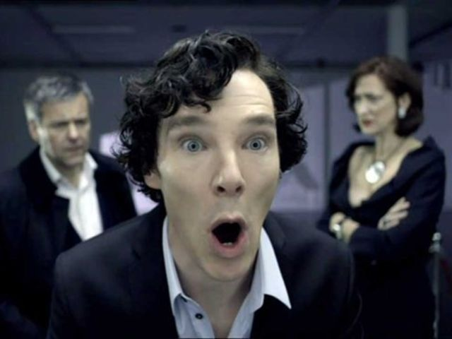 "I got: ""Genius! You are either the Doctor or Sherlock. But definitely not both..."" (20 out of 20! ) - Who said it: Sherlock or the 12th Doctor?"