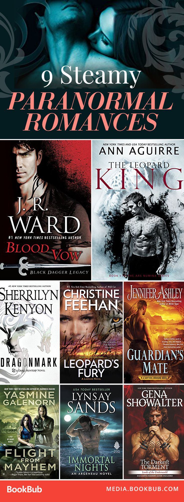 9 Paranormal Book Boyfriends To Fall For This Halloween