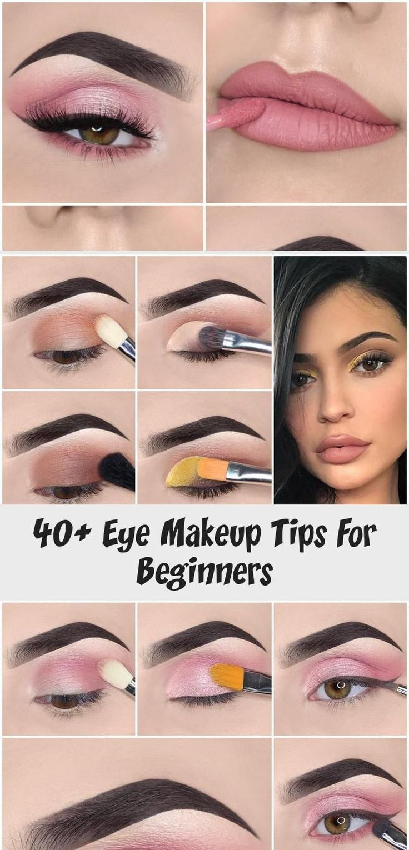 Over 40 eye makeup tips for beginners Beauty beauty