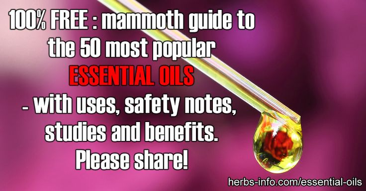 Free In-Depth Guide To Essential Oils ►► http://herbs-info.com/essential-oils/essential-oils.html?i=p