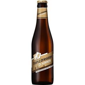Cerveja Belga Belgian Strong Ale De Koninck Triple D'Anvers 330ml