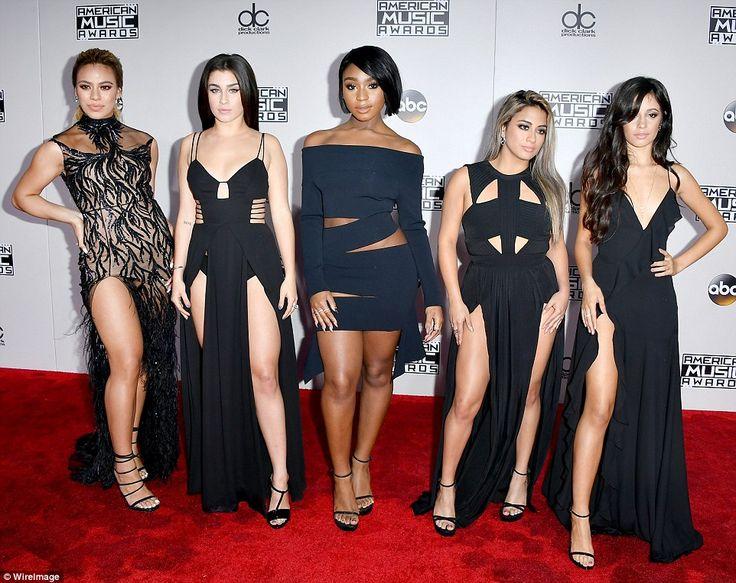 Les filles de Fifth Harmony