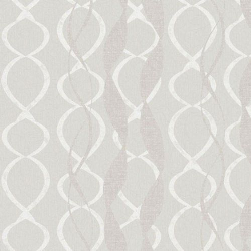 58122G - Geo Silver Grey Metallic Ribbon Galerie Wallpaper #Silver #Grey #Metallic #Ribbon #Galerie #Wallpaper
