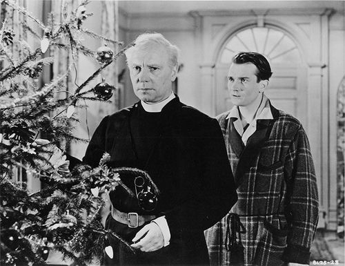 Ralph Richardson and Denholm Elliott in   The Holly and the Ivy (1952)        (via TumbleOn)