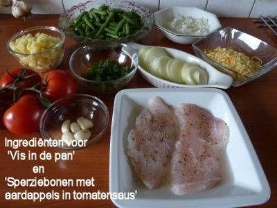 Vis In De Pan (een Grieks Recept - Psari Plaki) recept | Smulweb.nl