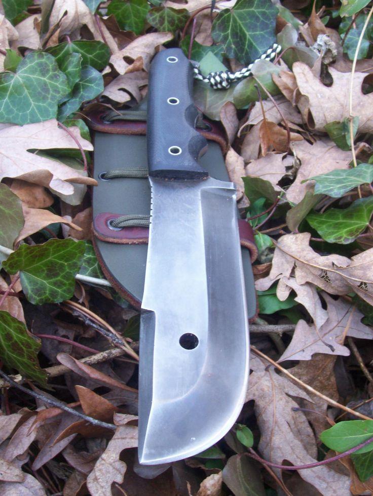 Wilderness Survival Knife