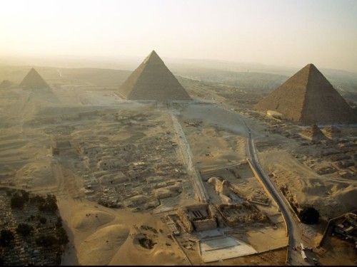 What's your favorite part about egypt?