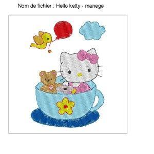 Hello ketty - manege