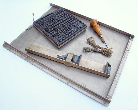 Letterpress printing - Wikipedia
