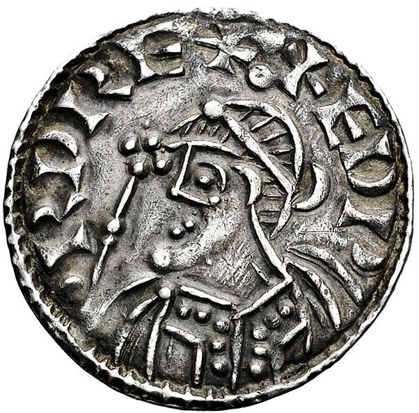 Edward the Confessor Penny - Edward the Confessor - Wikipedia, the free encyclopedia